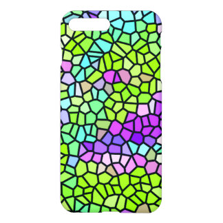 Colorful stained glass pattern iPhone 8 plus/7 plus case