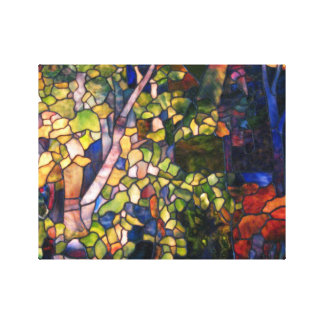 Colorful Stained  Glass Wall Art