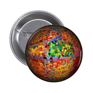 Colorful Standard, 2¼ Inch Round Button
