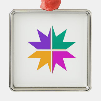 COLORFUL STAR champ winner LOWPRICE STORE GIFTS Christmas Ornaments