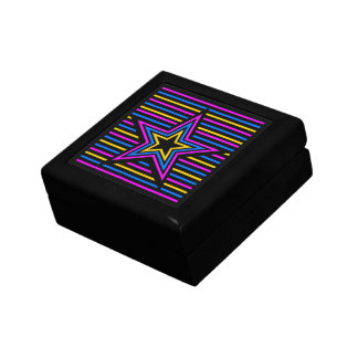 Colorful Star gift box