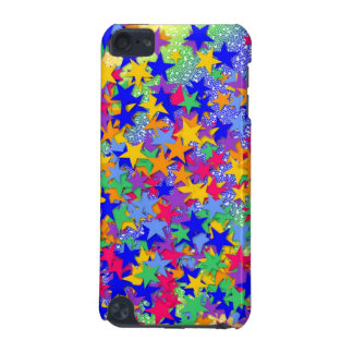 Colorful Stars i-Pod Case iPod Touch (5th Generation) Case
