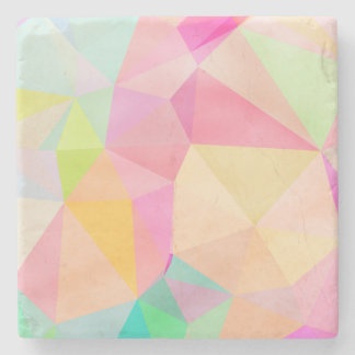 Colorful Stone Coaster