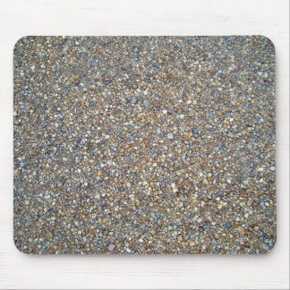Colorful Stone Gravel Texture Mouse Pad