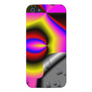 Colorful strange pattern iPhone 5 covers
