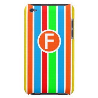 Colorful Stripes 4th Generation iPod Touch Case