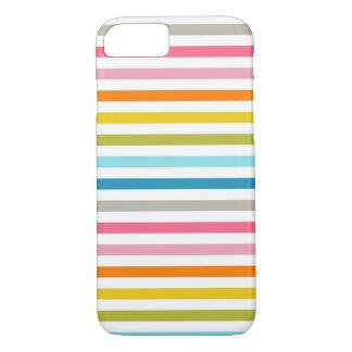 Colorful stripes (horizontal) case