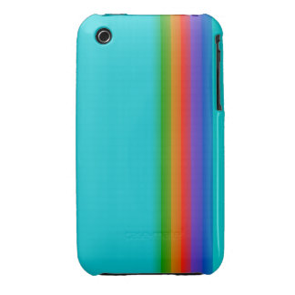Colorful stripes iPhone 3 case