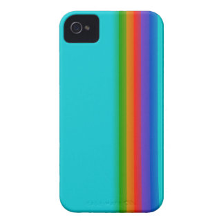 Colorful stripes iPhone 4 cases