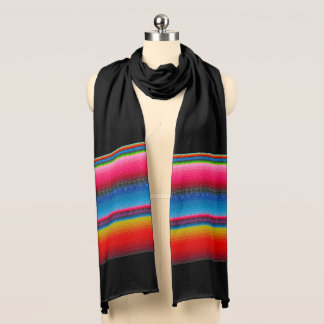Colorful Stripes Scarf