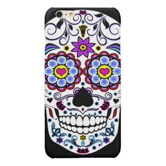 Colorful Sugar Skull iPhone 6 Plus Case