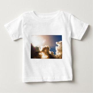Colorful Sunburst Baby T-Shirt