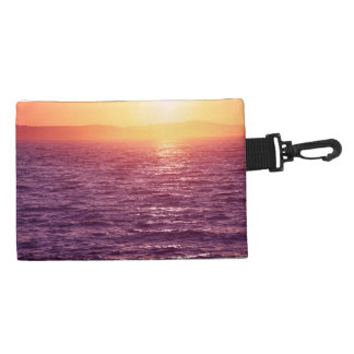 Colorful Sunset Accessory Bag
