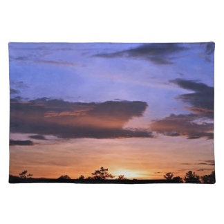 Colorful Sunset by Shirley Taylor Placemat