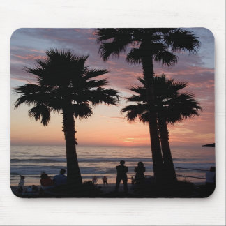 Colorful sunset, San Diego, CA Mouse Pad