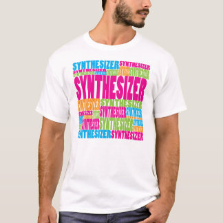 Colorful Synthesizer T-Shirt