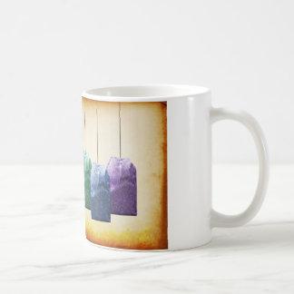 Colorful Teabags Mug