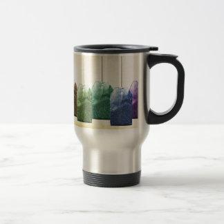 Colorful Teabags Travel Mug