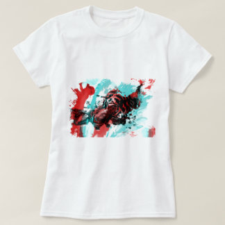 Colorful Tiger Animal Style T-shirt