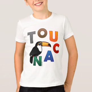 Colorful Toucan T-Shirt