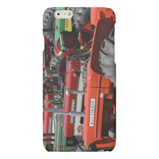 Colorful Tractors iPhone Case Matte iPhone 6 Case