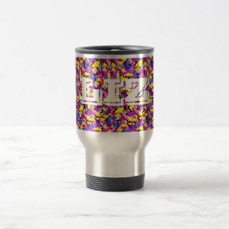Colorful Travel/Commuter Mug