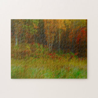 Colorful Trees Jigsaw Puzzle