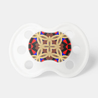 Colorful trendy pattern dummy