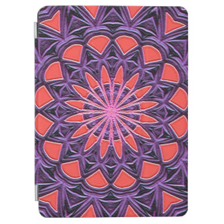 Colorful trendy pattern iPad air cover