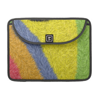 Colorful trendy pattern sleeve for MacBook pro