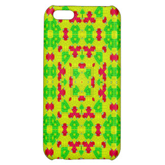 Colorful  trendy stylish pattern case for iPhone 5C