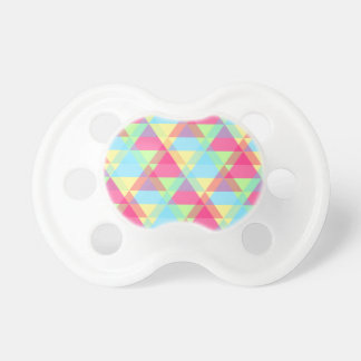 Colorful Triangle pattern Dummy