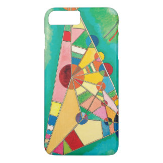 Colorful Triangles by Wassily Kandinsky iPhone 8 Plus/7 Plus Case