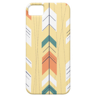 Colorful Tribal Arrows Barely There iPhone 5 Case
