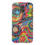 Colorful Tribal Art Galaxy S5 Cover