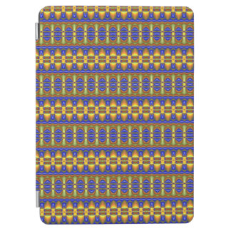 Colorful tribal unique pattern iPad air cover