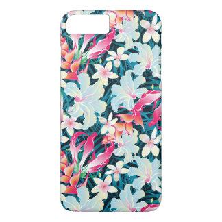 Colorful Tropical Pattern iPhone 8 Plus/7 Plus Case