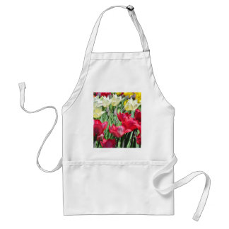 Colorful Tulips Aprons
