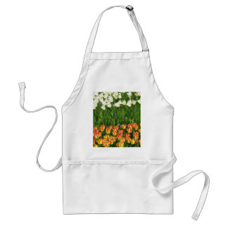 Colorful Tulips Apron