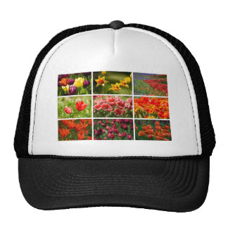 Colorful Tulips Trucker Hat