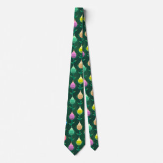 Colorful Tulips Tie