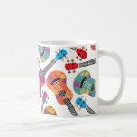Colorful Ukeleles Mug