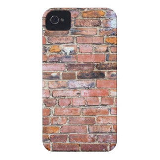 Colorful uneven brick wall Case-Mate iPhone 4 cases