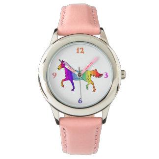 Colorful Unicorn Watch