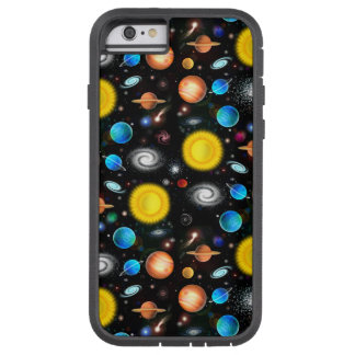 Colorful Universe Astronomy iPhone 6 Tough Case
