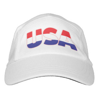 Colorful USA Hat
