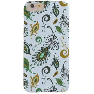 Colorful Various Feathers Barely There iPhone 6 Plus Case