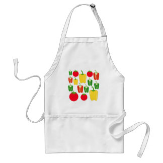 Colorful Vegetables Apron