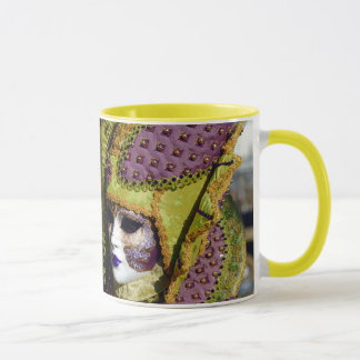 Colorful Venetian Couple Mug