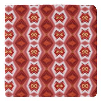Colorful vertical nice pattern trivet